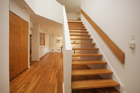 Entry-stairs
