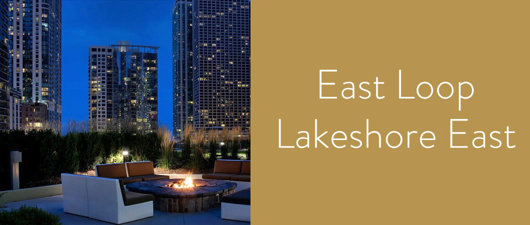 east loop and lakeshore east condos