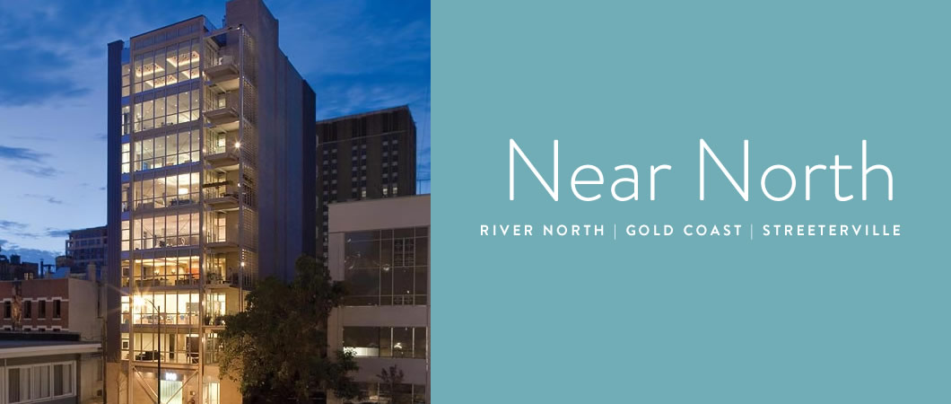River North Gold Coast Streeterville Condos Chicago