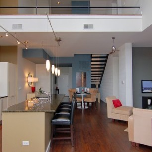 Modern Condo in River West
