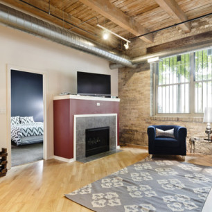 Timberloft in Bucktown Chicago