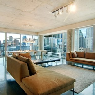 Modern Condos In River North 201 W Grand Contemporaine