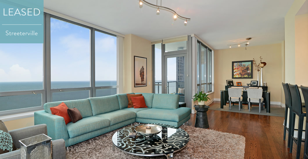Condo on Lakeshore Drive in Streeterville