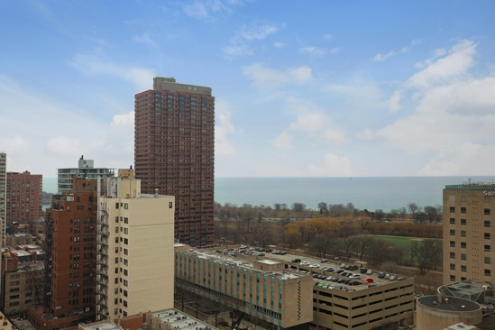 Lincoln Park Condo With Lake Views