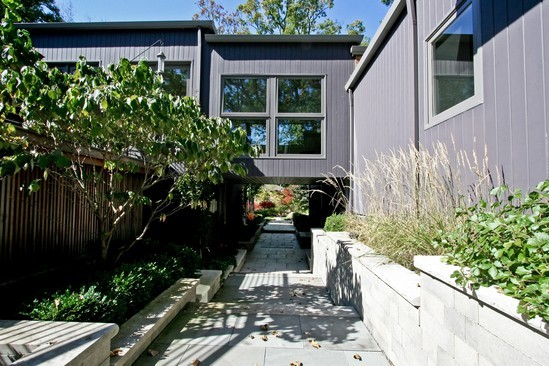 midcentury modern home chicago